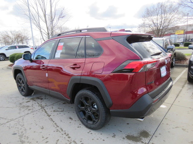 New 2020 Toyota RAV4 TRD Off Road AWD