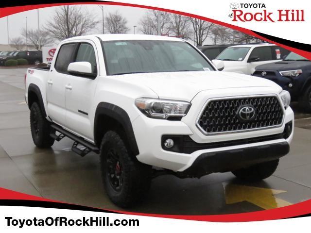 New 2019 Toyota Tacoma 4wd Trd Off Road Double Cab 5 Bed V6 At