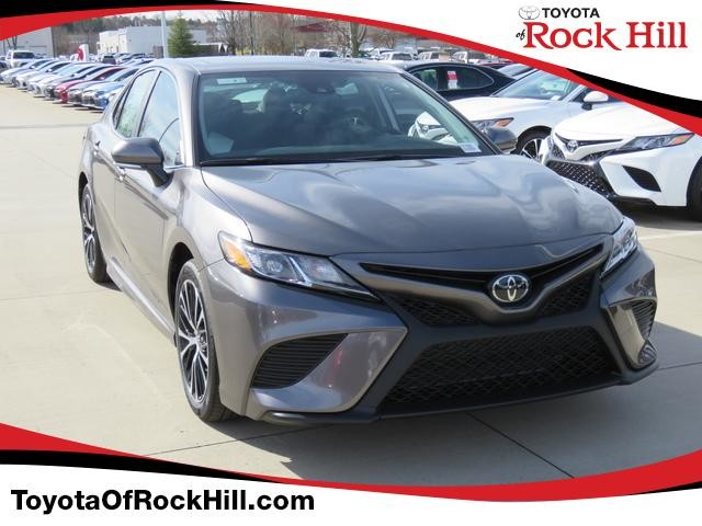 New 2019 Toyota Camry Le Auto Sedan In Rock Hill Ku220737 Toyota