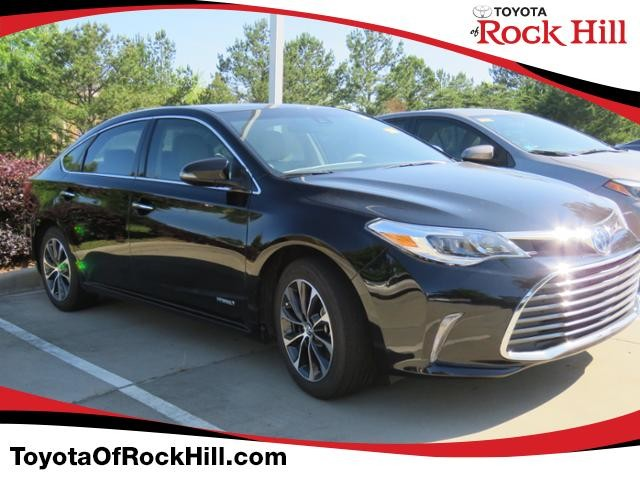 Certified Pre Owned 2017 Toyota Avalon Hybrid Xle Premium
