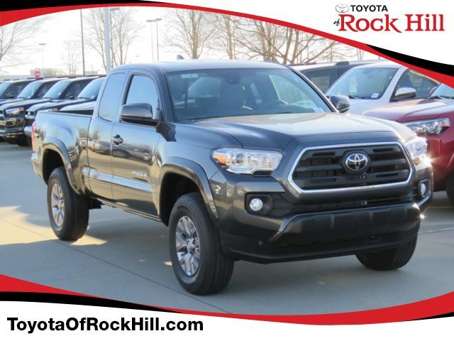 New 2019 Toyota Tacoma 2wd Sr5 Access Cab 6 Bed I4 At Long Bed In