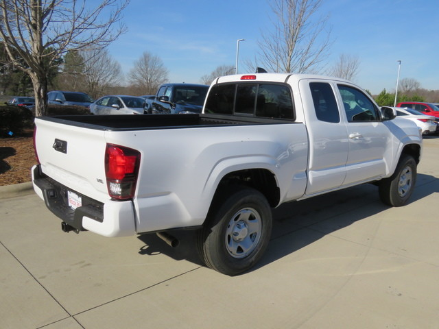New 2020 Toyota Tacoma SR Access Cab 6' Bed V6 AT (Natl)