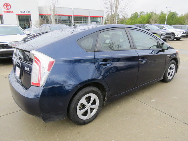 Pre-Owned 2012 Toyota Prius Two