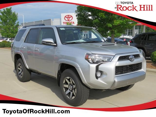 New 2019 Toyota 4Runner TRD Off Road Premium 4WD Four Wheel Drive SUV