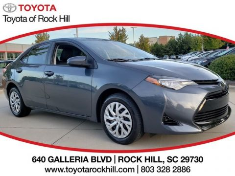 Elegant Certified Pre Owned 2017 Toyota Corolla LE