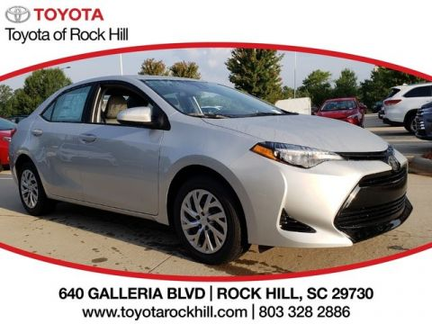 ... New Toyota Vehicles Toyota Of Rock Hill In Rock Hill SC