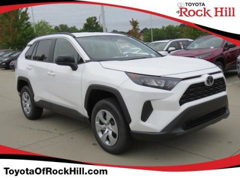 Test Drive the 2019 Toyota RAV4 | Toyota of Rock Hill