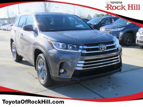 New 2019 Toyota Highlander Limited Platinum V6 AWD (Natl)