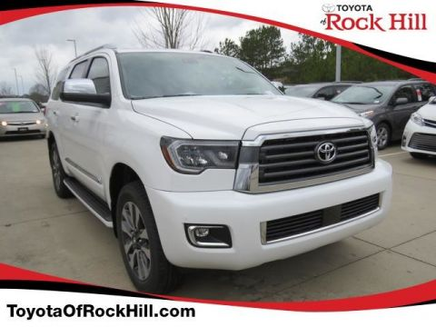 New 2020 Toyota Sequoia Limited RWD (Natl)
