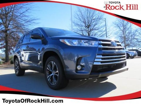 New 2019 Toyota Highlander LE Plus V6 FWD