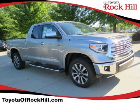 New 2019 Toyota Tundra Limited Double Cab 6.5' Bed 5.7L