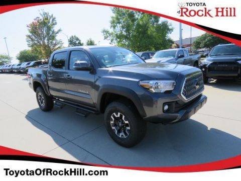 New 2019 Toyota Tacoma 4WD TRD Off Road Double Cab 5' Bed V6 MT