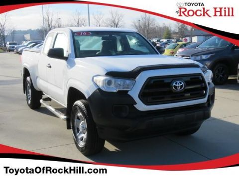 Certified Pre-Owned 2016 Toyota Tacoma SR Rear Wheel Drive Long Bed
