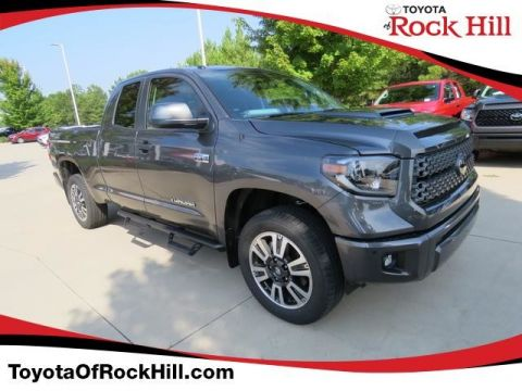 New 2019 Toyota Tundra SR5 Double Cab 6.5' Bed 5.7L FFV