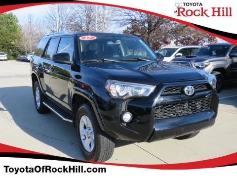 Certified Pre-Owned 2017 Toyota 4Runner sr 5 Four Wheel Drive Sport Utility