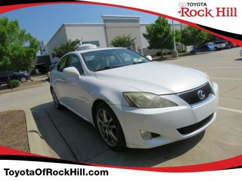 Pre-Owned 2008 Lexus IS 350 4dr sedan